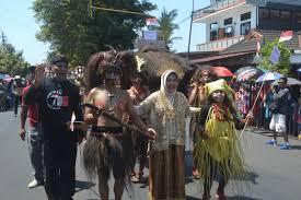 Kontingen Desa Karangjambu Jadi Juara Karnaval Kabupaten