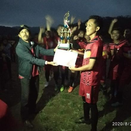 MARTASONGKET FC JUARA PLANAJAYA CUP 2020