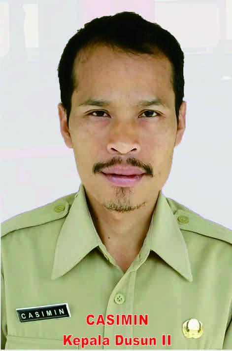 Kepala Dusun II